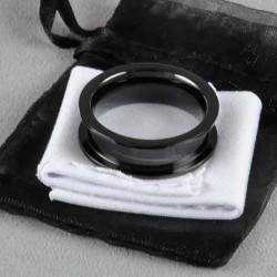 Ring (DB11) black plated