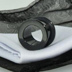 Ceramic Charm black (DB11)
